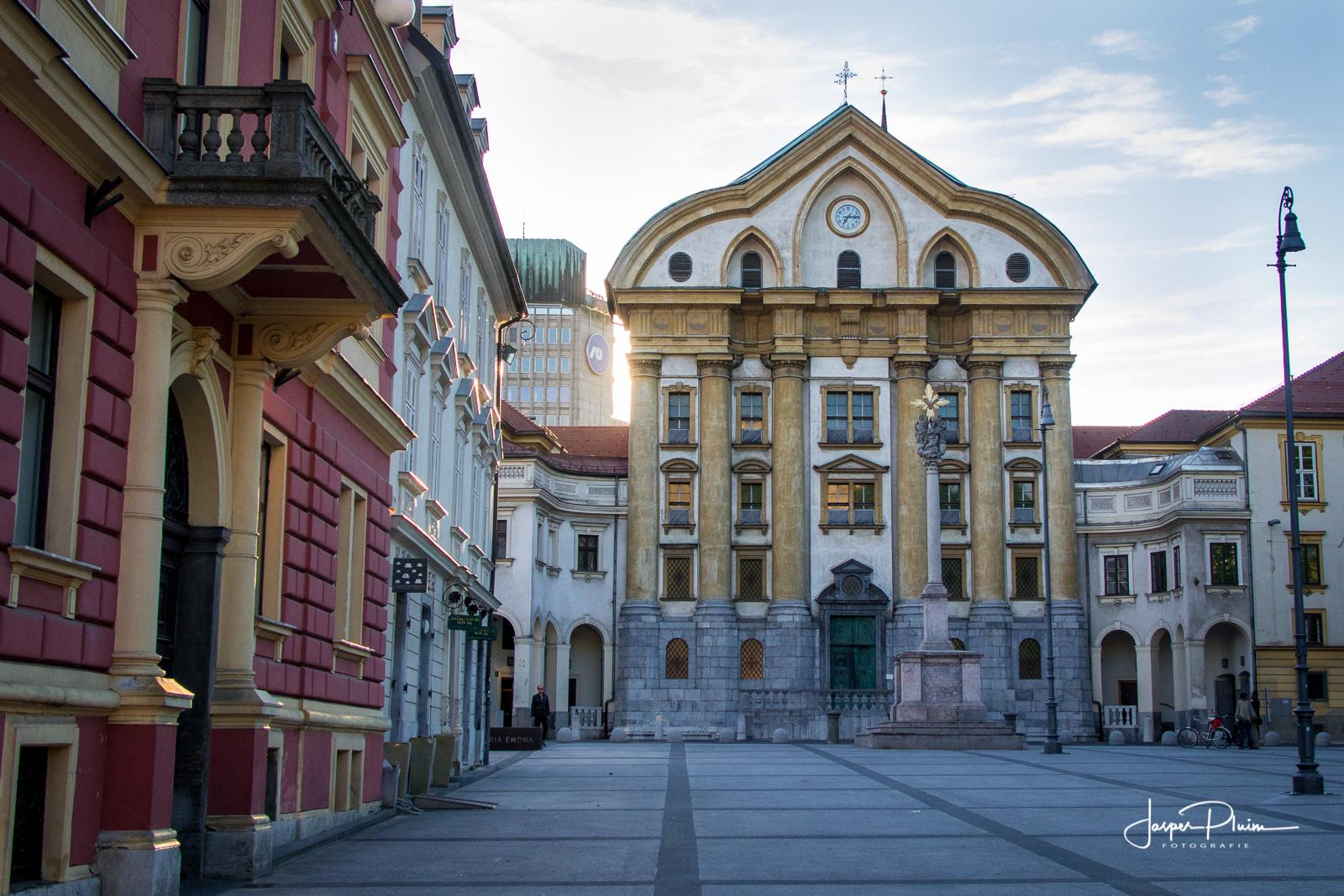 Ljubjlana Slovenië